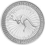 2020 AU Kangaroo 1oz .9999 Fine Silver Coin Dollar Uncircualted Mint