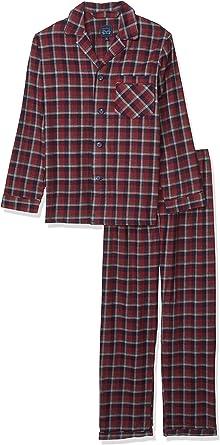 Majestic International Guiness - Pijama de franela para hombre