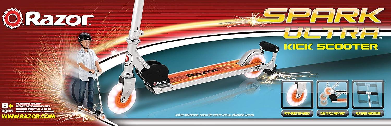 FFP Razor Spark Ultra Kick Scooter Orange