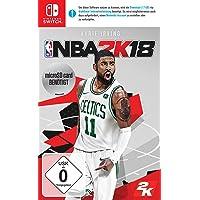 NBA 2K18 - Standard  Edition - Nintendo Switch [Importación alemana]