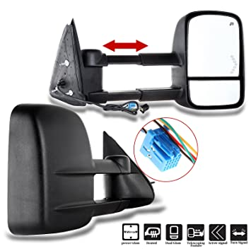 Amazon.com: Scitoo Power Heated Arrow LED Signal Side Mirror for 03 on 2006 hummer h2 wiring diagram, 2014 gmc sierra wiring diagram, 1966 gmc truck wiring diagram, 2004 chevrolet tahoe wiring diagram, brake light switch wiring diagram, 2011 gmc terrain wiring diagram, 2000 gmc safari wiring diagram, 1988 gmc sierra 1500 wiring diagram, 2003 pontiac grand am wiring diagram, 2005 chevrolet tahoe wiring diagram, 2003 gmc yukon xl wiring diagram, gmc brake light wiring diagram, 1998 gmc sierra 1500 wiring diagram, 1996 gmc jimmy wiring diagram, 1990 gmc sierra 1500 wiring diagram, 1997 gmc sierra 1500 wiring diagram, 2011 buick enclave wiring diagram, 1994 gmc sierra 1500 wiring diagram, 2007 gmc sierra speaker wiring, 2005 hummer h2 wiring diagram,