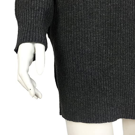 437cdcc339 Cowlneck Pullover Sweater Dress