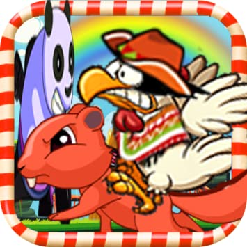 Amazon.com: Ninja Chicken Revolution: Crazy: Appstore for ...