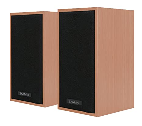Review Desktop Computer Speakers SAMVIX