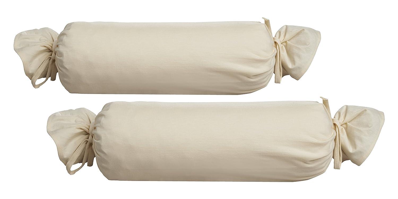 Biberna 0077144 Jersey de para cojín cilíndrico de algodón ...