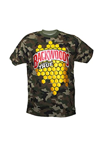 a578cc0b16d6 Image Unavailable. Image not available for. Color: camouflage Backwoods  tshirt ...