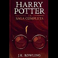 Harry Potter: La Saga Completa (1-7) (La serie Harry Potter)