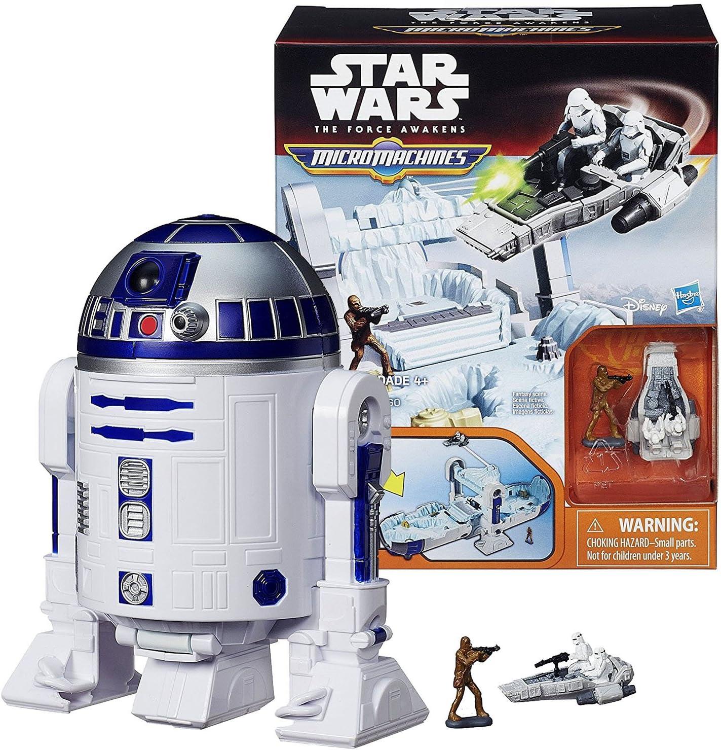 Micro Machines Star Wars BB8 2015-2017