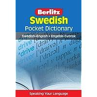 Berlitz Pocket Dictionary Swedish: English-Swedish/Swedish-English (Berlitz Pocket Dictionaries)