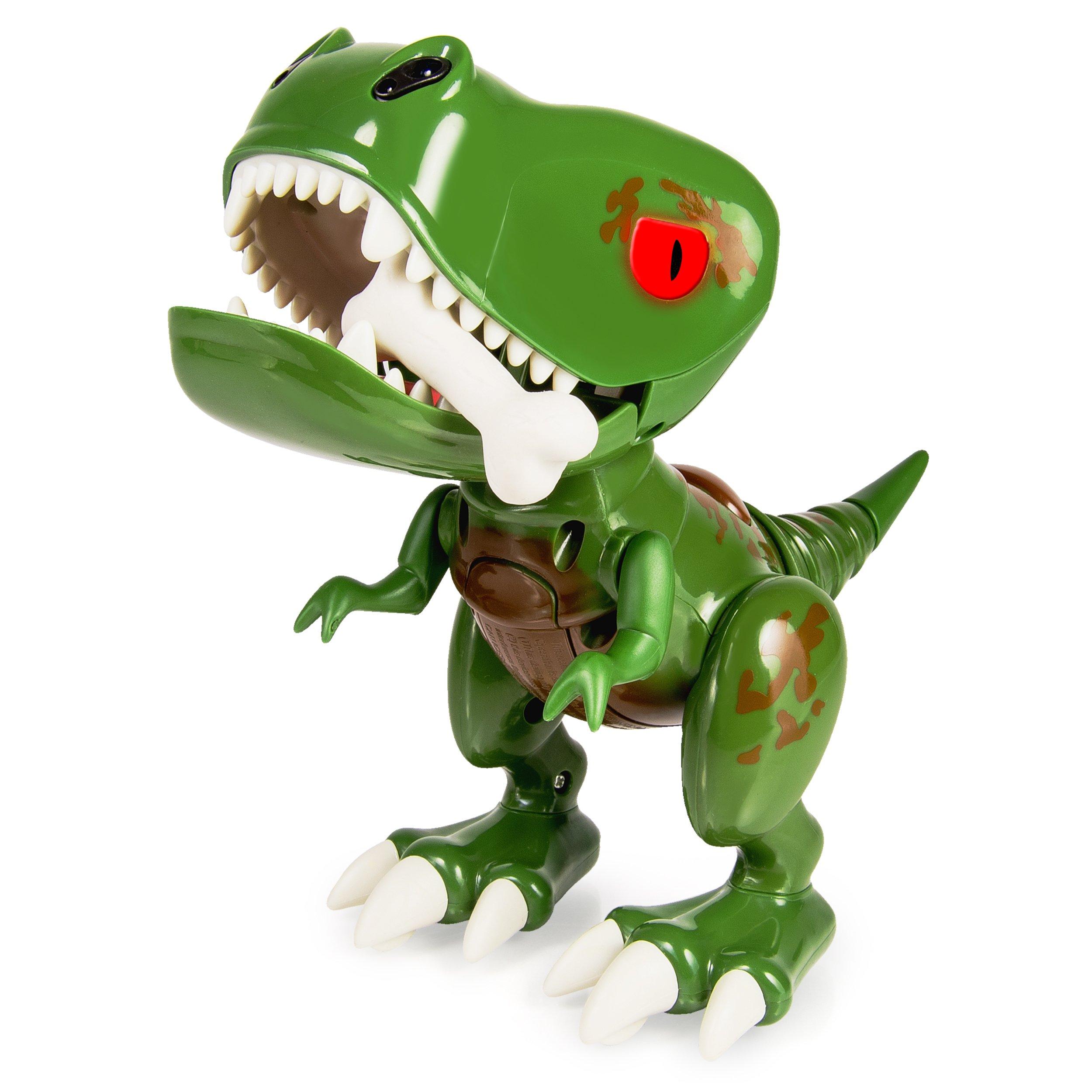 Zoomer Chomplingz – Z-Rex Interactive Dinosaur by zoomer (Image #4)