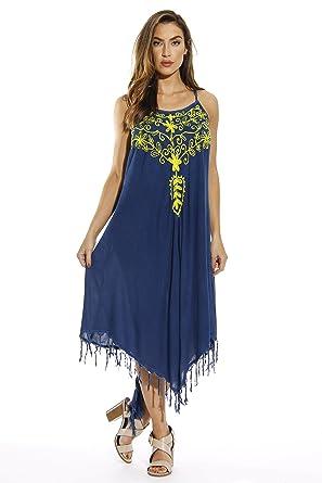 4318cf9ef1e Riviera Sun Dress Dresses for Women at Amazon Women s Clothing store