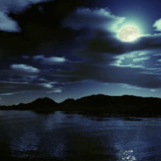 Sea At Night Live Wallpaper Amazones Appstore Para Android