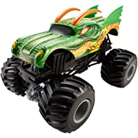 Hot Wheels Monster Jam 1:24 Scale Dragon Vehicle Deals