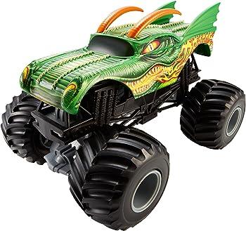 Hot Wheels Monster Jam Dragon Vehicle