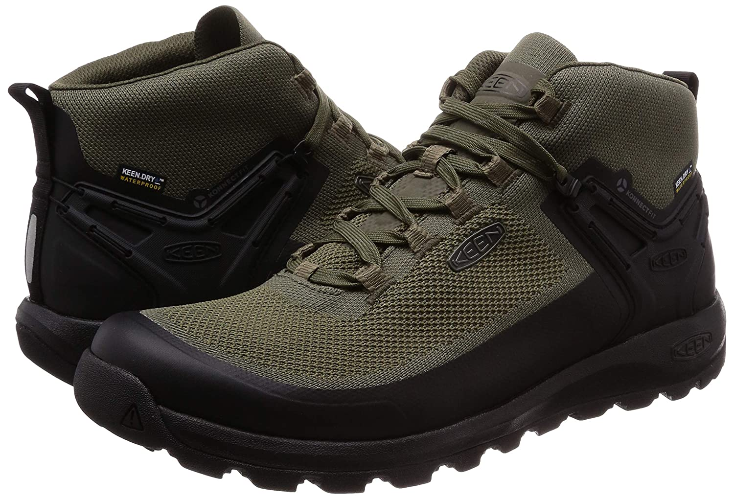 205837b940c Amazon.com | KEEN Men's Citizen Evo Mid Wp Fashion Boot | Hiking Boots