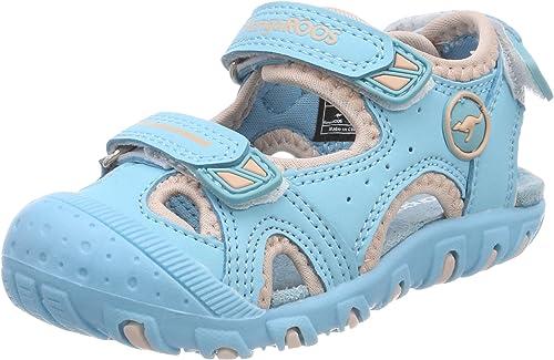 KangaROOS Insa, Sandales Mixte Enfant: : Chaussures