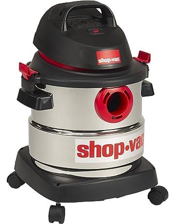 970b504ad0f Shop-Vac 5989300 5-Gallon 4.5 Peak HP Stainless Steel Wet Dry Vacuum