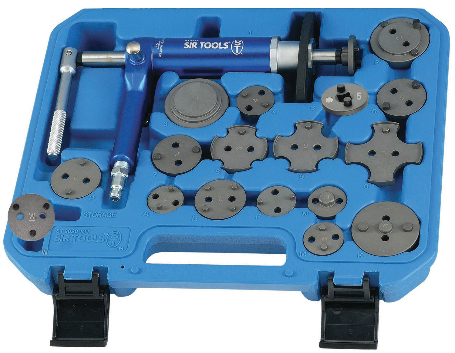 Pneumatic Brake SVC Tool (SIR-ST9020-KIT)