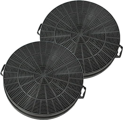 Spares2go de carbón vegetal de set de filtros para aspiradora y pantalla a juego para/de