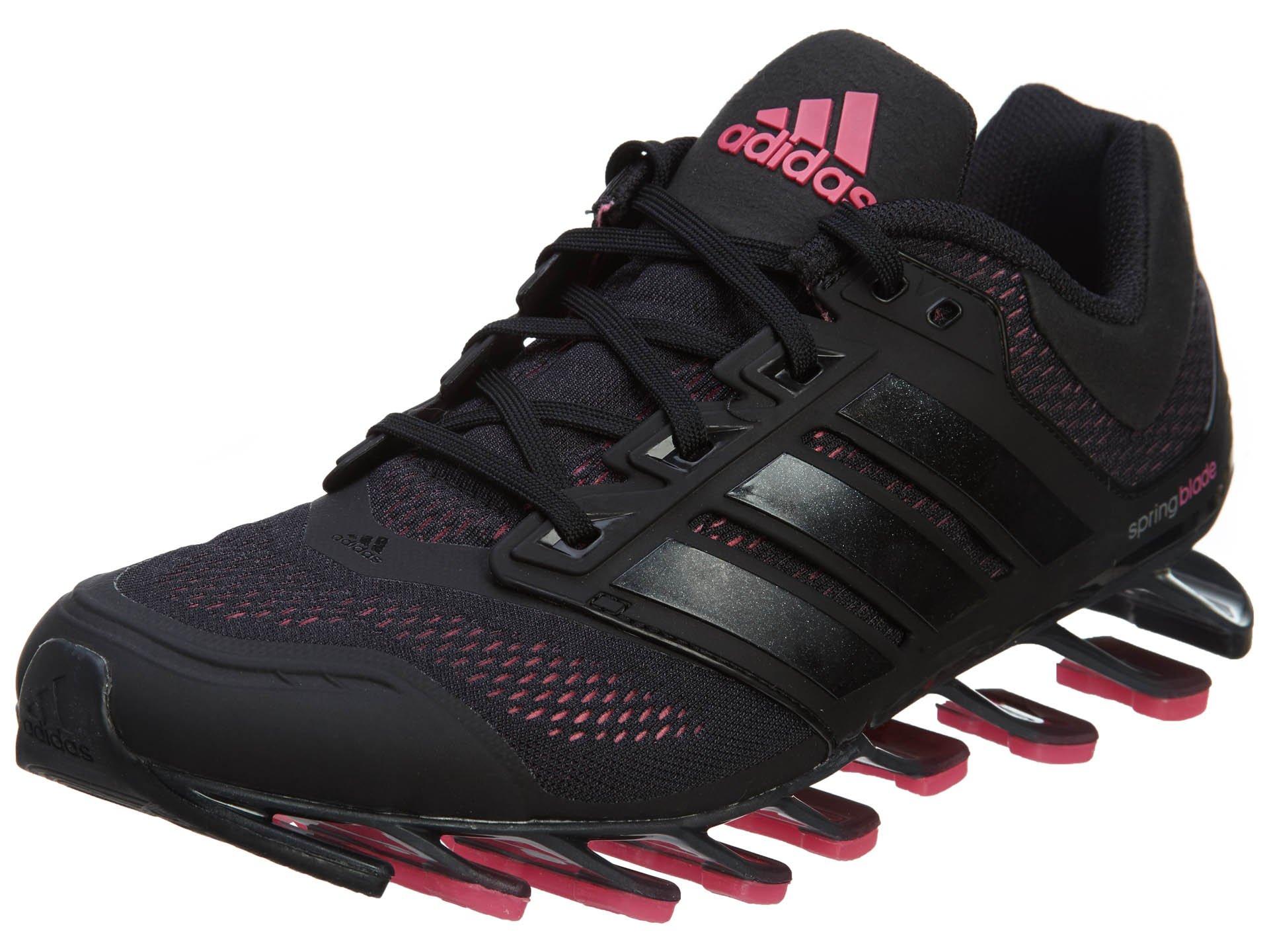 Adidas Springblade Drive Womens Style: D73958-CBLK/PNK/CBLK Size: 9