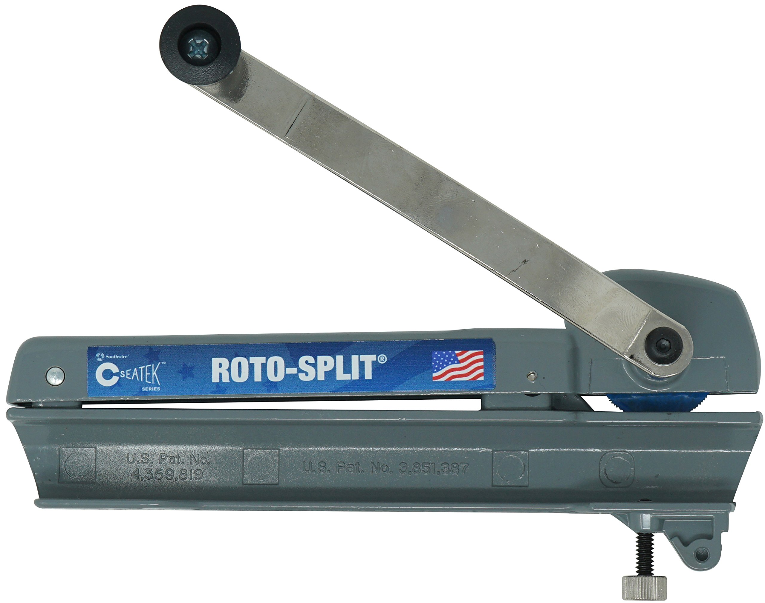 Southwire Tools American Made RS-101 Seatek Original Roto-Split, Great for 14/2 to 8/4 BX Cable, Trade Size of 3/8''