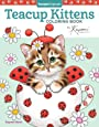 Teacup Kittens Coloring Book (Design Originals)