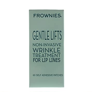 Frownies Gentle Lifts 60 Patches Earths Care Acne Spot Treatment Maximum Strength - 0.97 Oz, 6 Pack