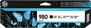 HP 980 | Ink Cartridge | Black | D8J10A