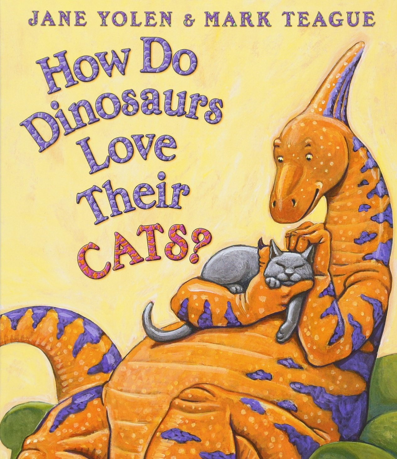 Read Online How Do Dinosaurs Love Their Cats? PDF