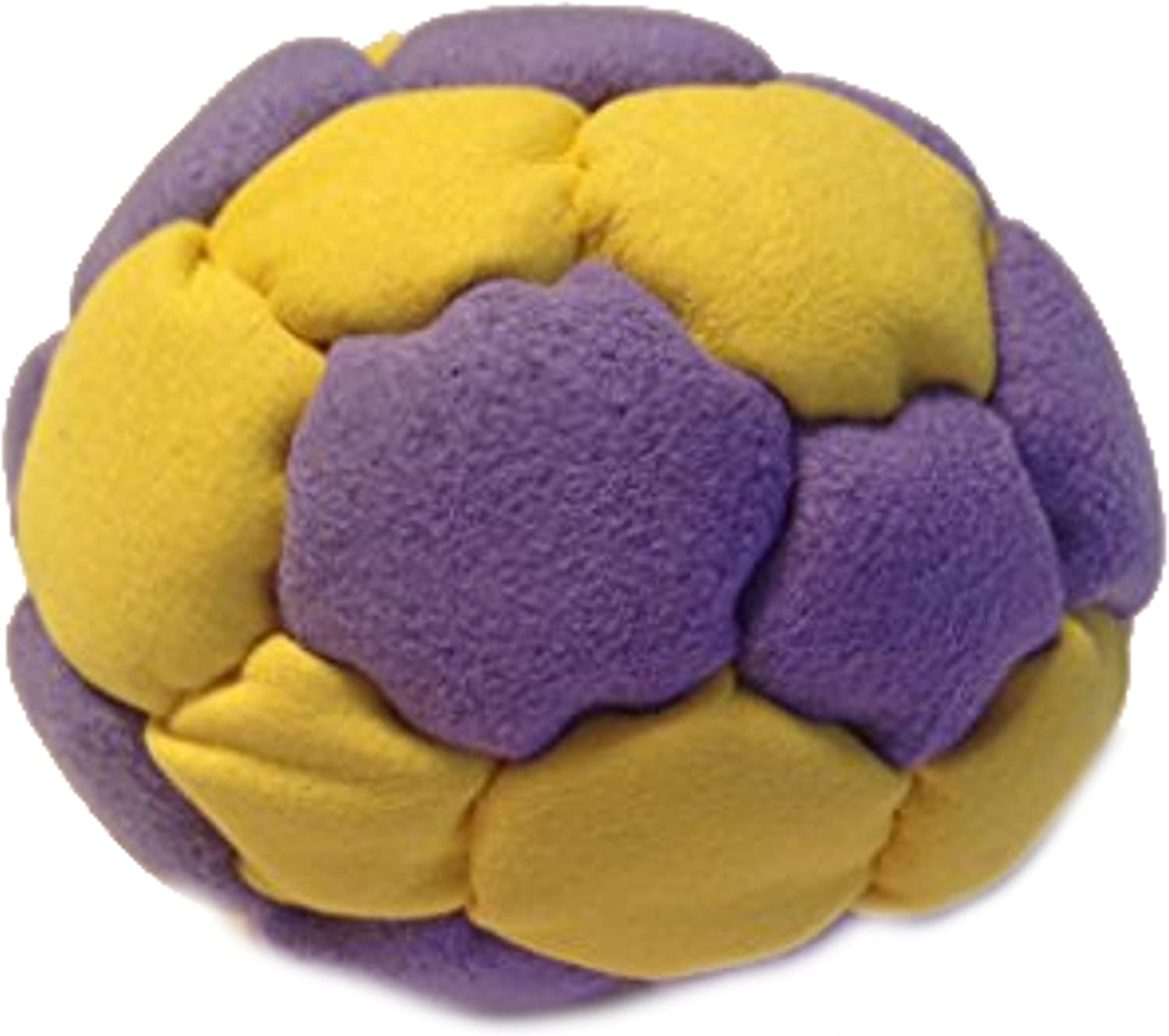 ITS RIDIC Round Stall Sand Filled 32-Panel Hacky Sack Footbag