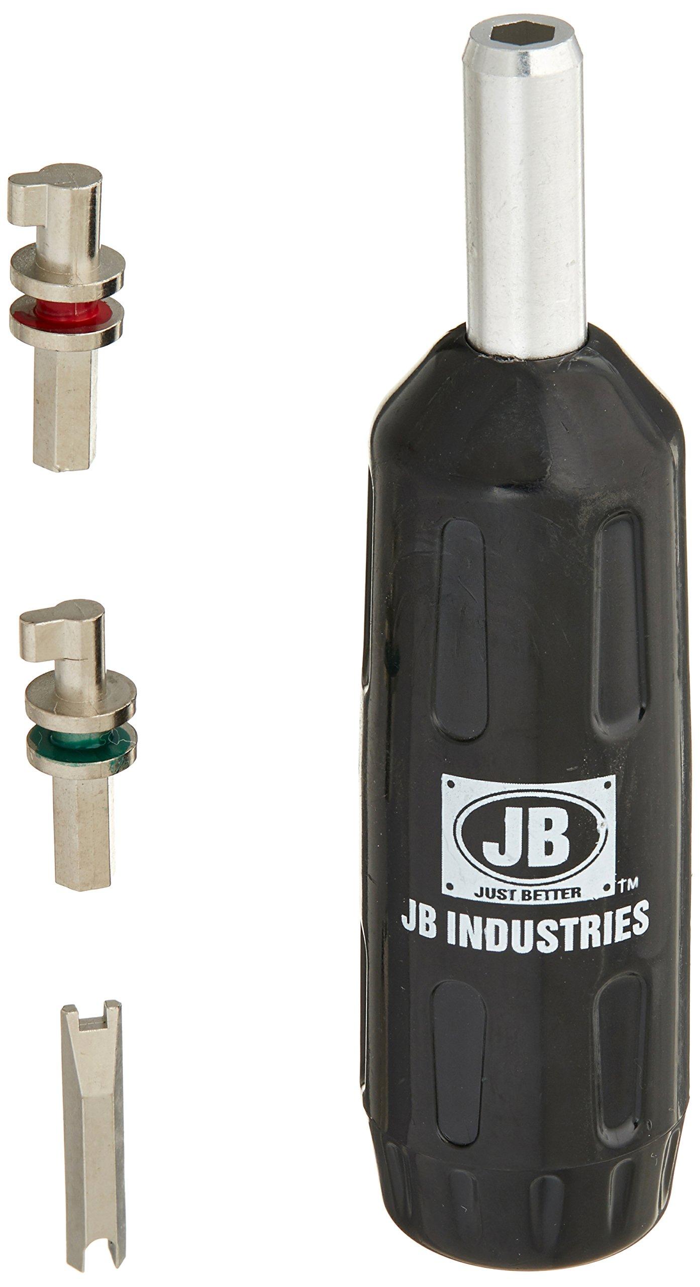 JB Industries SHLD-Multi Shield Locking Caps Multi-Key Tool