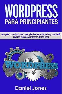 Amazon com: WordPress para principiantes (Libro En Español