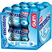6-Pack Mentos Gum Pure Fresh Mint