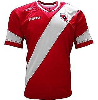 3cbaebd1e Amazon.com   Umbro 2018-2019 Peru Away Football Shirt   Sports ...