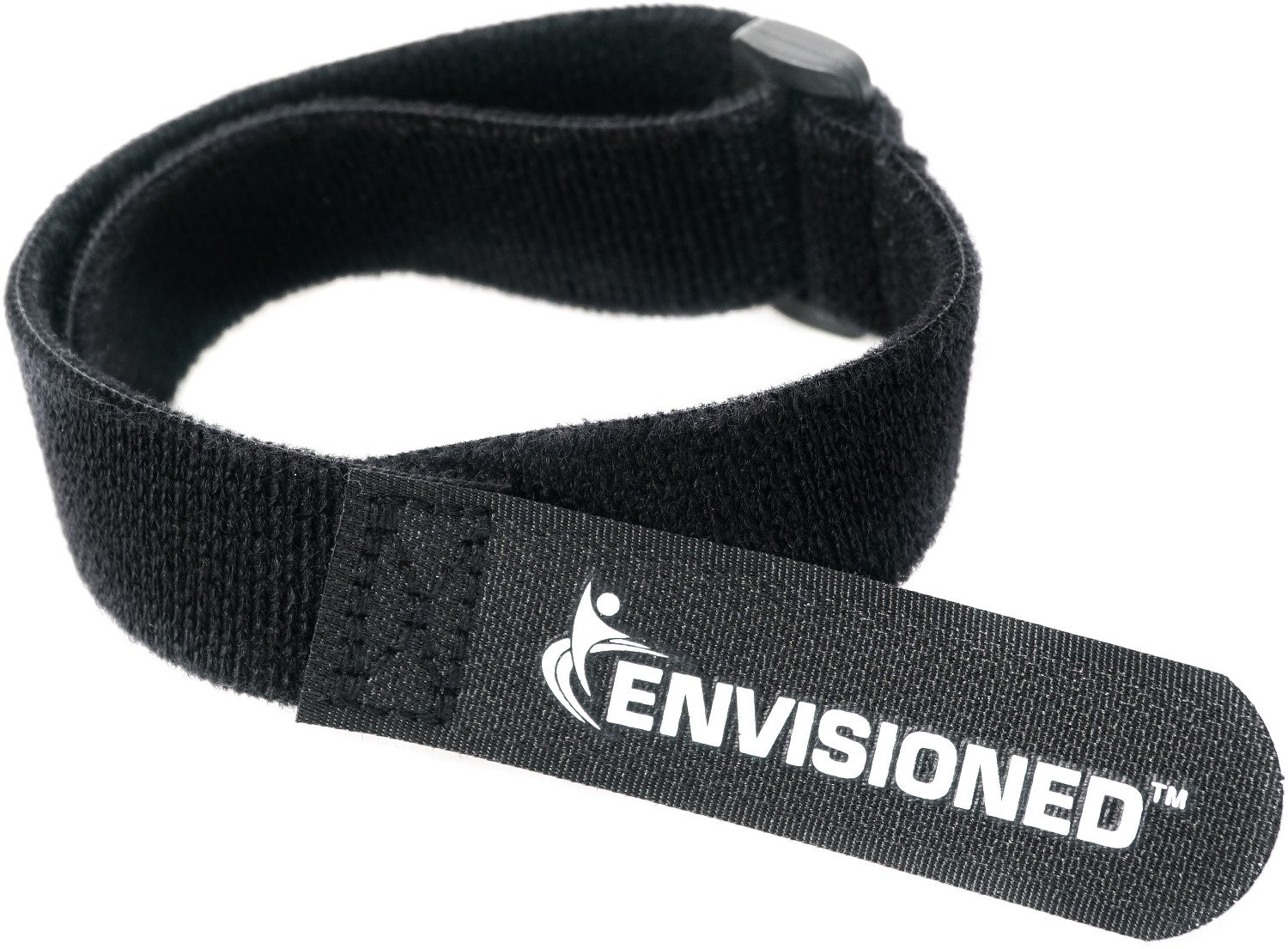 Velour Cinch Straps 2' x 30' - 6 Pack, Soft Touch Microfiber Reusable Hook and Loop Envisioned Products Inc.