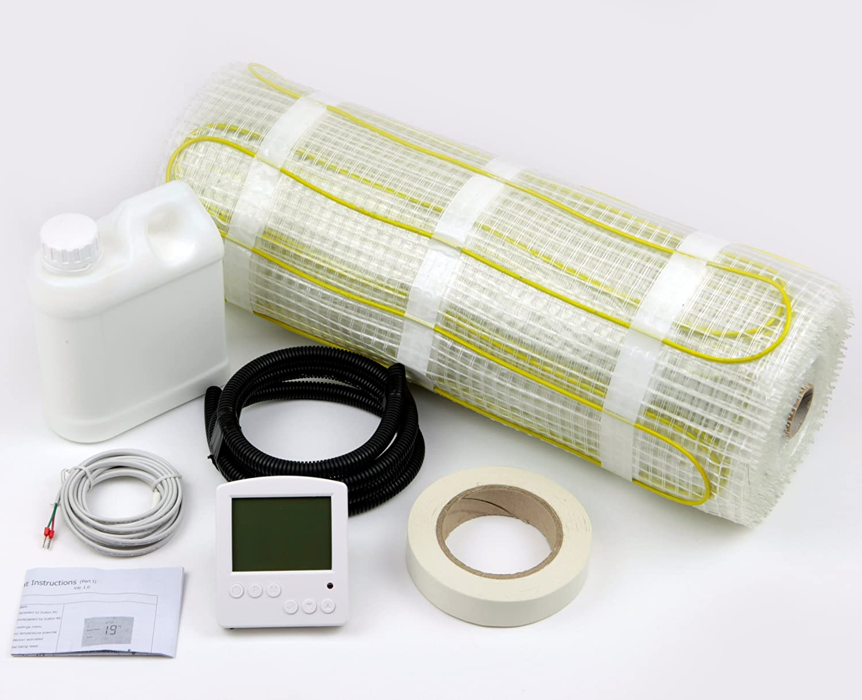 Electric underfloor heating Kit 2m2 160W/m2 CU Heating