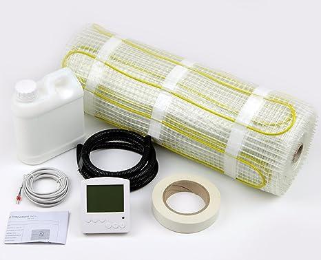 Fine Electric Underfloor Heating Kit 6M2 160W M2 Interior Design Ideas Jittwwsoteloinfo