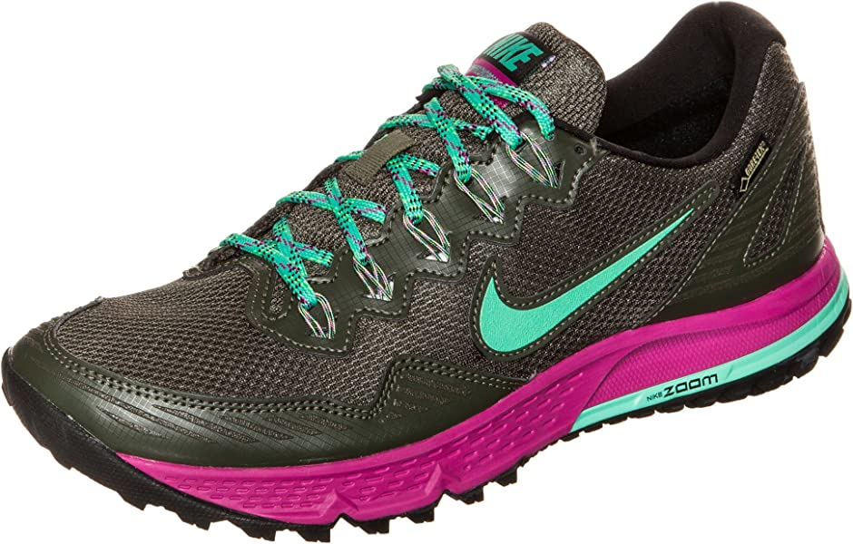 new arrival f3863 47c83 Nike Wmns Air Zoom Wildhorse 3 GTX, Zapatillas de Running para Mujer