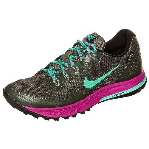 221735d470d7 Nike Women s WMNS Air Zoom Wildhorse 3 GTX Running Shoes Beige Size  4.5