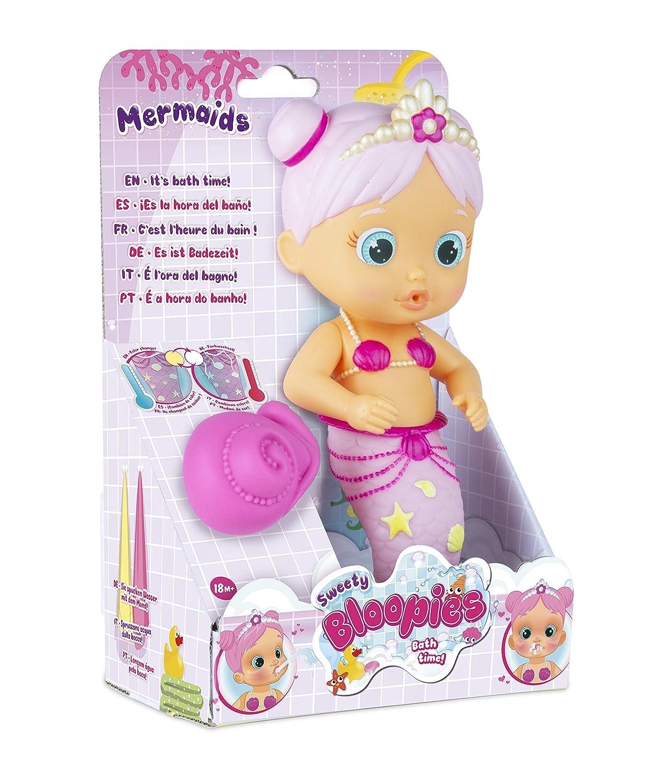 Color Variado IMC Toys- BLOOPIES Sirenas Sweety Juguete Talla Unica 1
