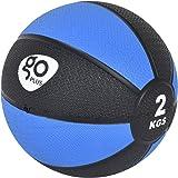 FDS Medizinball Gummimedizinball Gewichtsball Gymnastikball Fitnessball Gewicht 2-10kg