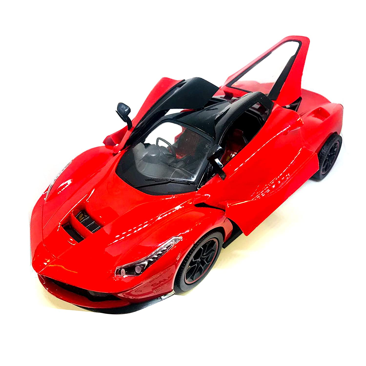 Buy E Toys Xstreet Ferrari Red Color Car Big Car Car Sports Car Ferrai Car Ferrari Big Car Ferrari Car Toys Online At Low Prices In India Amazon In