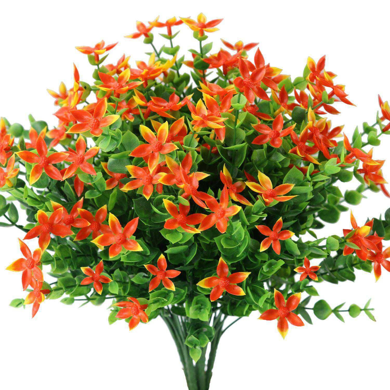 Best Silk Flowers For Outdoors Amazon
