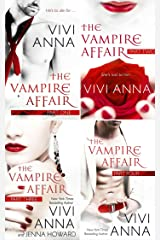 The Vampire Affair Complete Collection (Billionaires After Dark) Kindle Edition