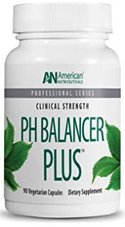 American Nutriceuticals - pH Balancer Plus - 90 Capsules | Professionally Formulated to Naturally Support Balanced