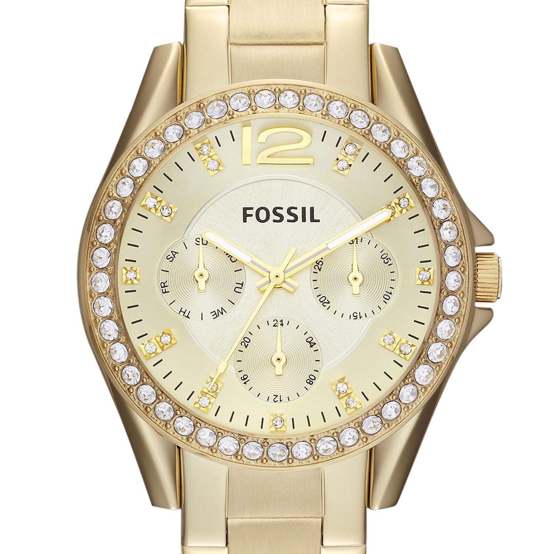 41196a865d0b Reloj Fossil para Mujer ES3203  Fossil  Amazon.es  Relojes