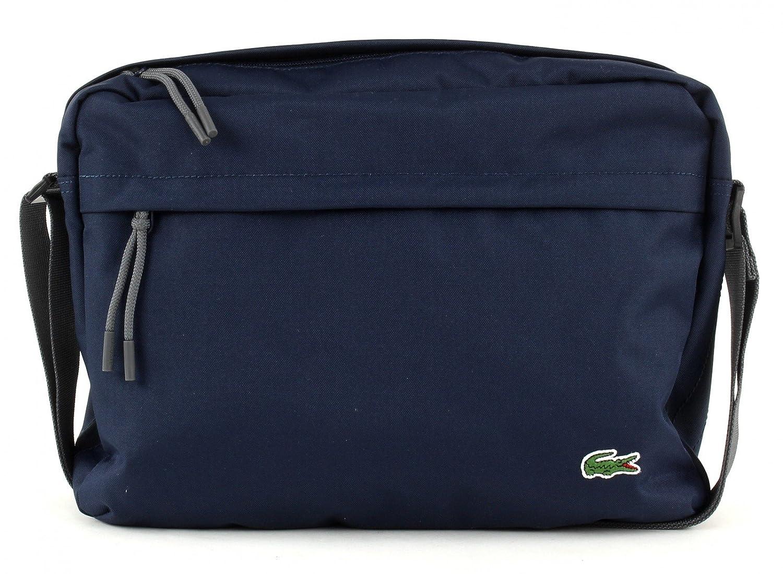 LACOSTE Neocroc Airline Bag Black Iris  Amazon.co.uk  Shoes   Bags 6322d4aa66255