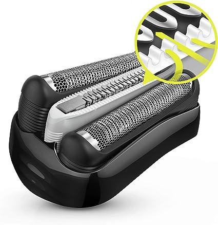 Braun 3090cc - Afeitadora eléctrica rotativa para hombre con base ...