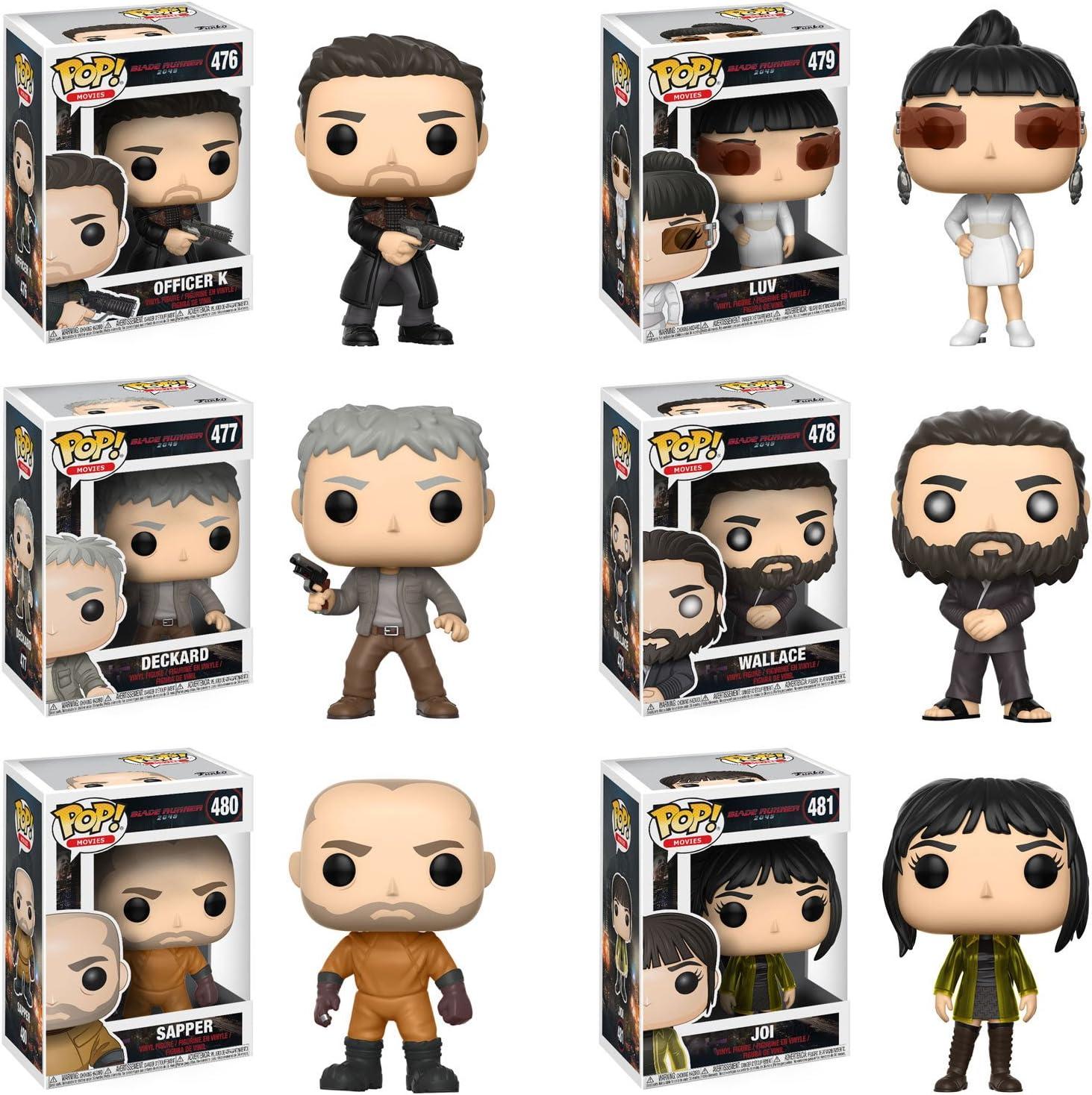 Blade Runner 2049 POP Movies Deckard Brand New In Box Funko