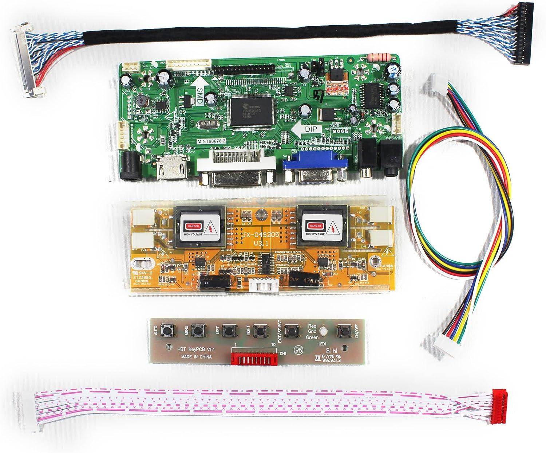 "HDMI+DVI+VGA LCD screen Controller Board Kit for 23/"" LM230WF1-TLA5 LM230WF1-TLB3"